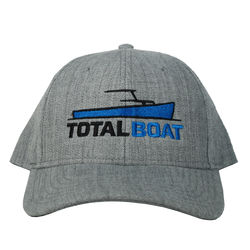 TotalBoat Wool Blend Baseball Caps