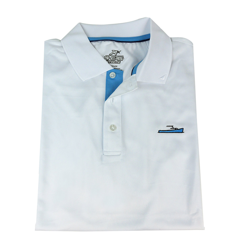 TotalBoat Quick Dry Polo Shirt