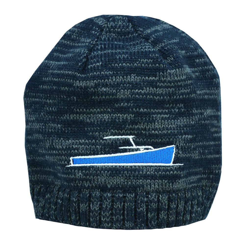 TotalBoat Winter Logo Hats District Beanie