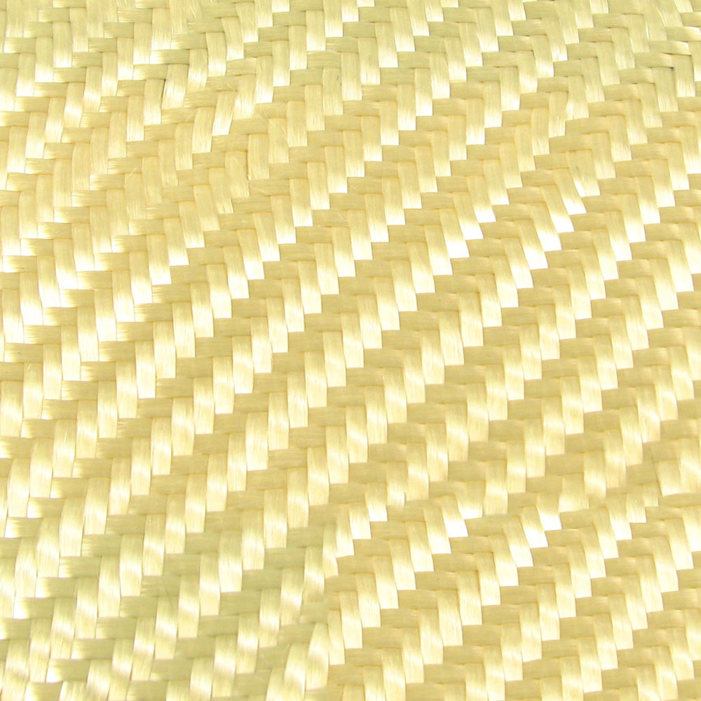 Kevlar Cloth - Twill Weave