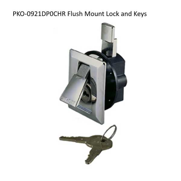 Perko Locking Latch with Keys