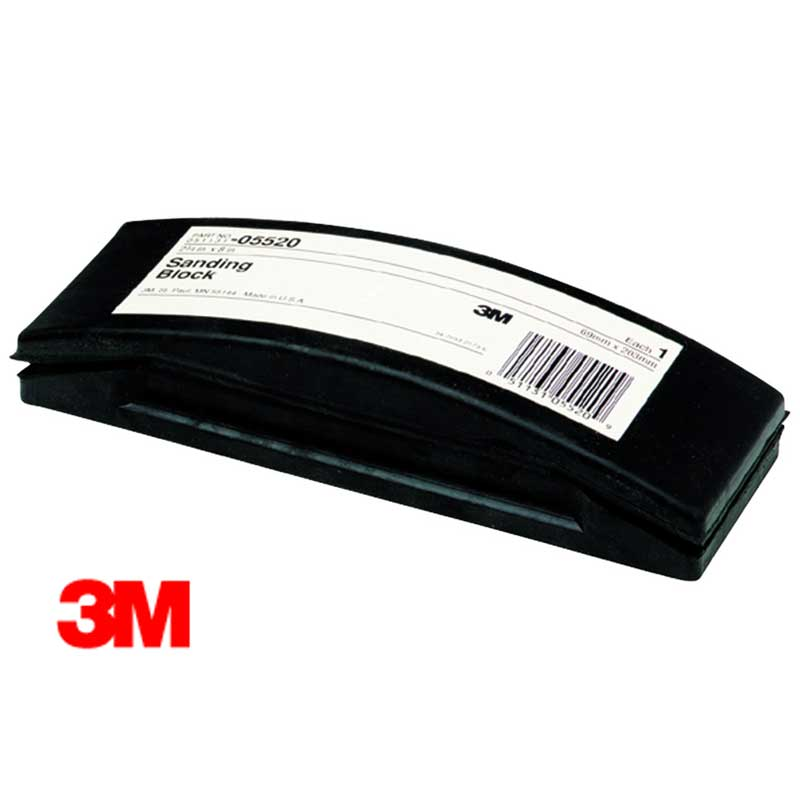 3M Rubber Sanding Block