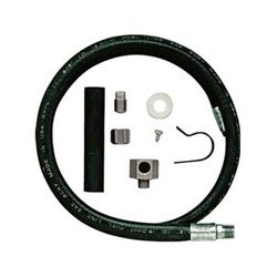 Jabsco Permament Oil Drain Kit with Hose and Fitting