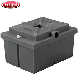 Todd Double Battery Box