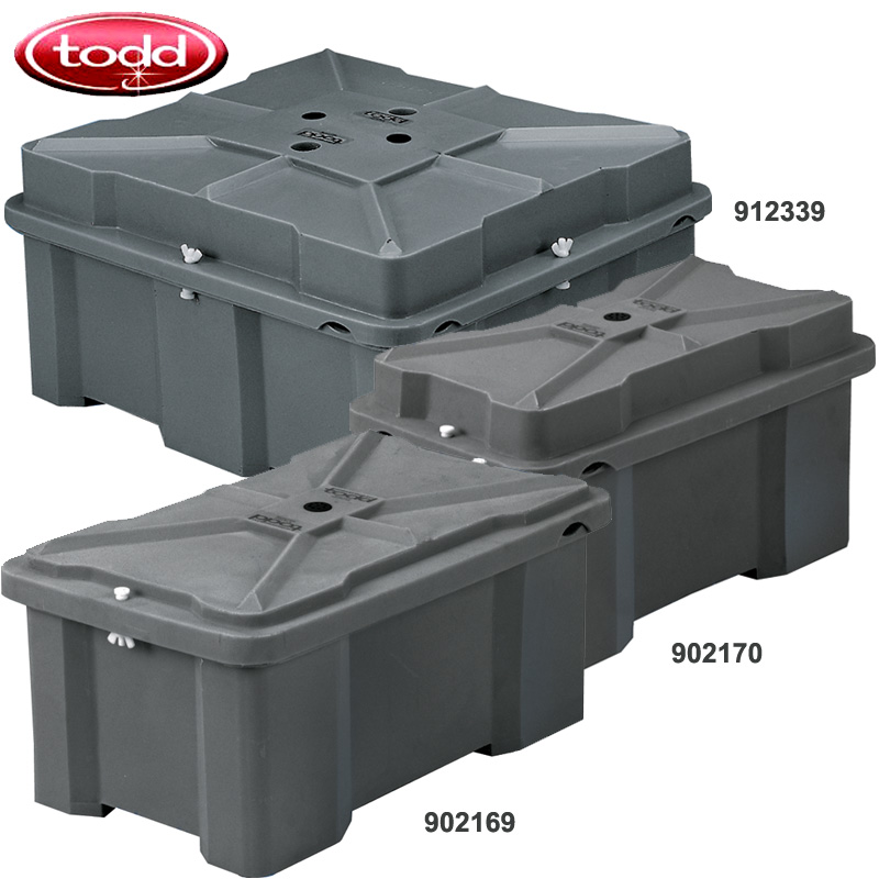 Todd Group 8D Battery Boxes