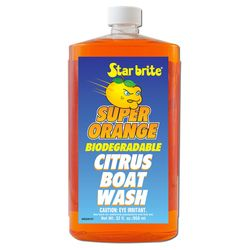 Star Brite Super Orange Citrus Boat Wash