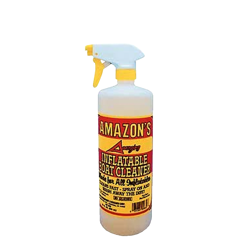 Amazon Inflatable Boat Cleaner