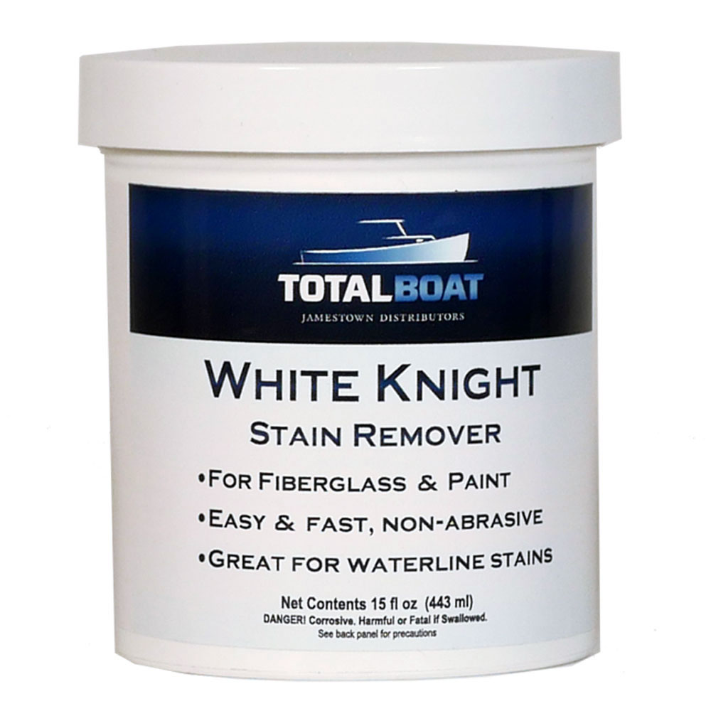 TotalBoat White Knight Fiberglass Stain Remover