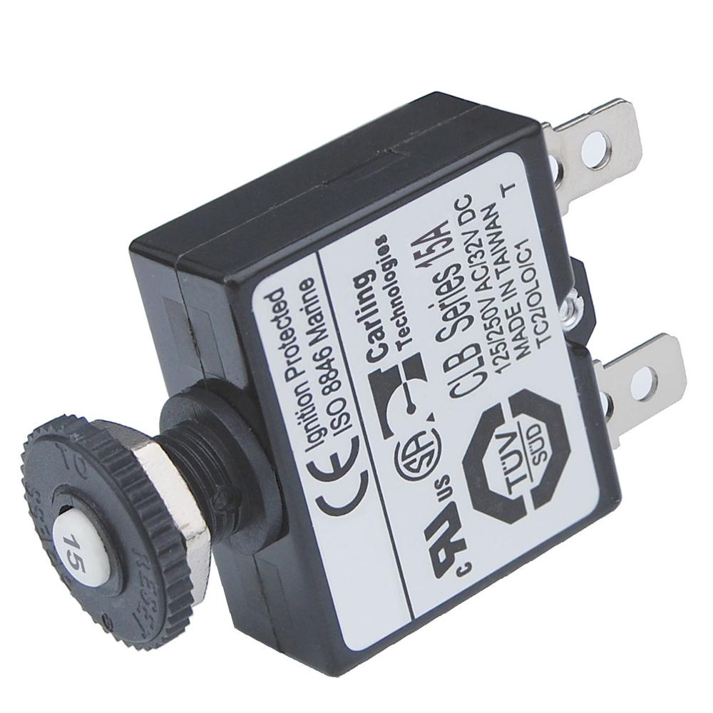 Blue Sea Systems Circuit Breaker Push Button