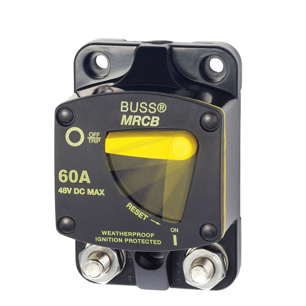 Blue Sea Systems Bussmann Series 187 Circuit Breakers