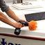 Flitz Buffing & Polishing Ball in Use