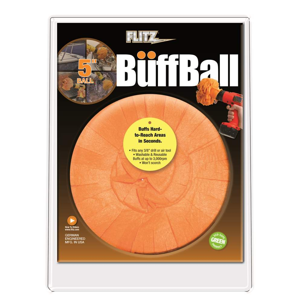Flitz Buffing & Polishing Ball