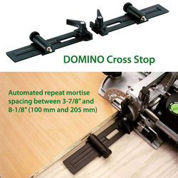 Festool Domino Cross Stop