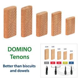 Festool Domino Beech Tenons