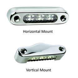 Attwood LED Underwater Oval Spot Lights