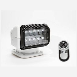 Radioray LED Permanent Mount Searchlight w/handheld remote Model 20004
