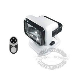 Radioray Portable Searchlight w/Wireless Remote