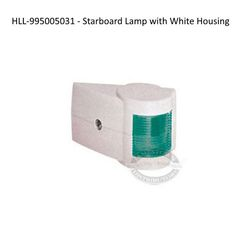Hella 2010 Series 1NM Side Lights - Starboard Lamp