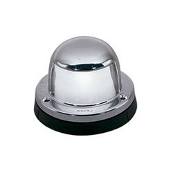 Perko 0965DP0CHR Horizontal Mount Stern Light