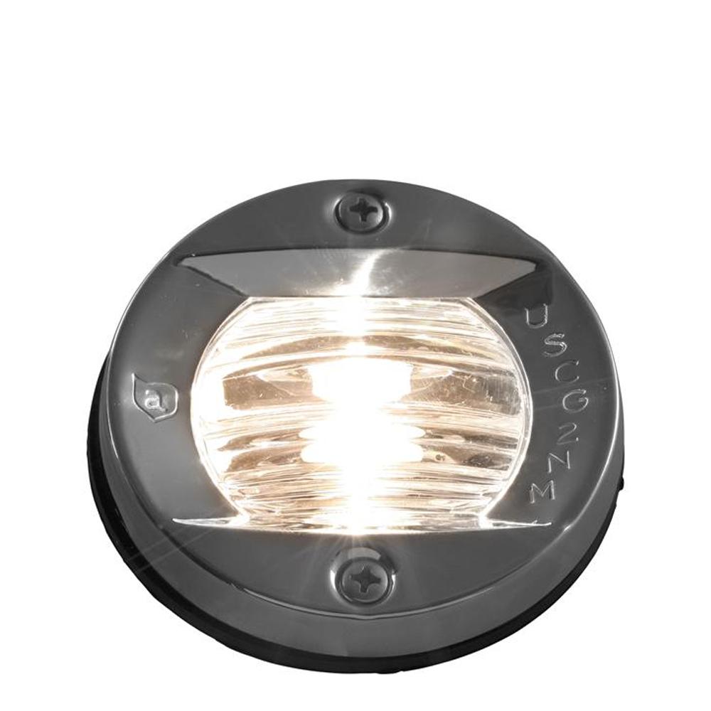 Attwood Flush Mount Stainless Steel Transom Light