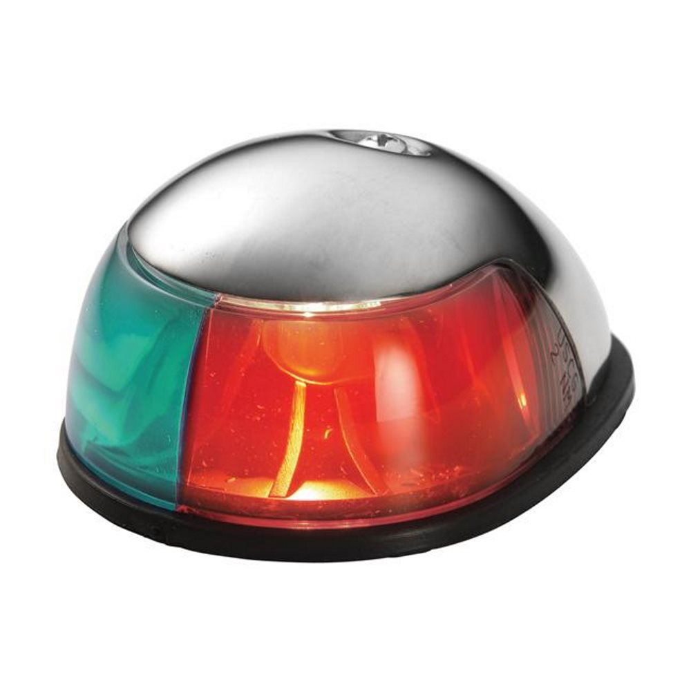 Attwood 2NM Stainless Steel Bi-Color Navigation Lights