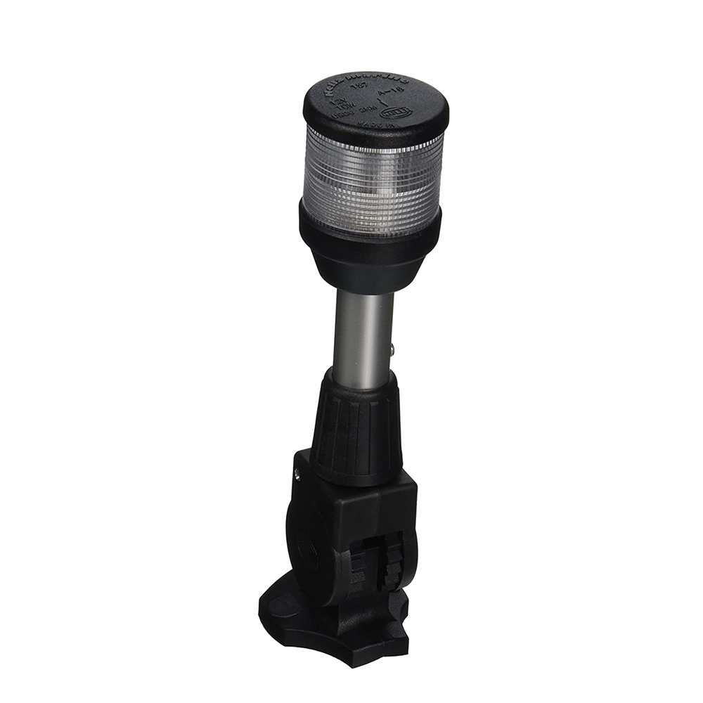 Hella Series 2010 Fold Down Pole Mount Anchor/All-Round Lamp