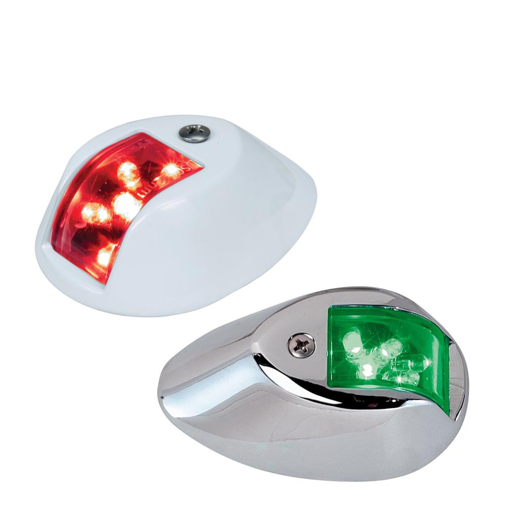 Perko LED Side Lights for Power Boats