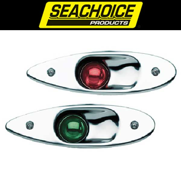 Seachoice Flush Mount Side Lights