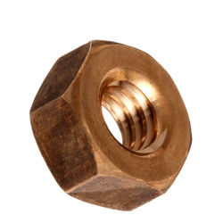Bronze Hex Nuts (heavy)