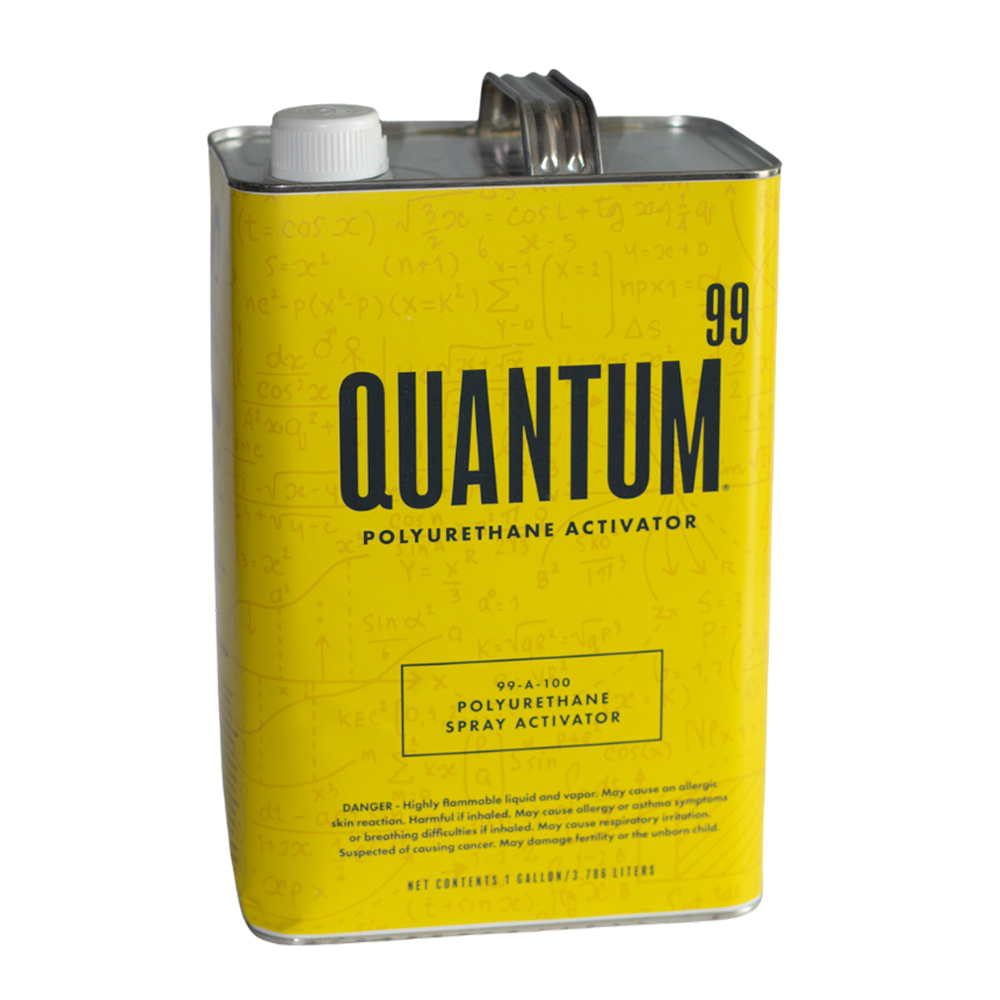 Quantum activator for spraying Quantum 99 and Quantum UV - Gallon