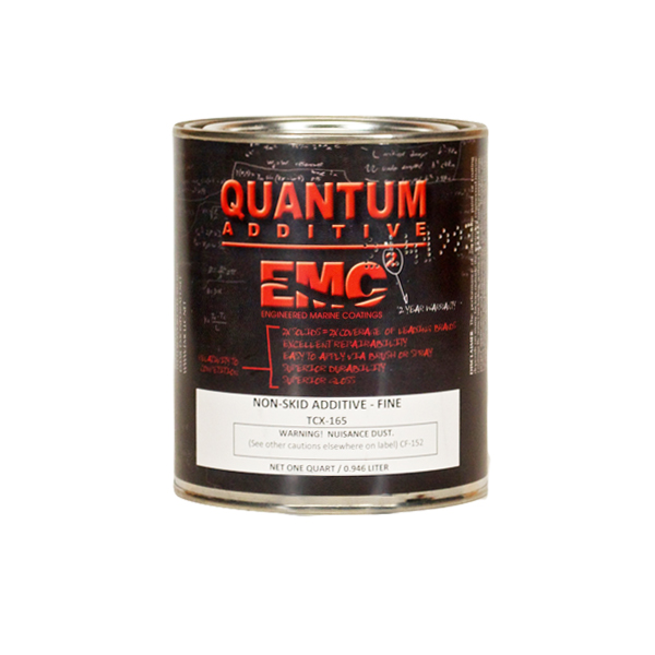 Quantum fine grit non skid paint additive