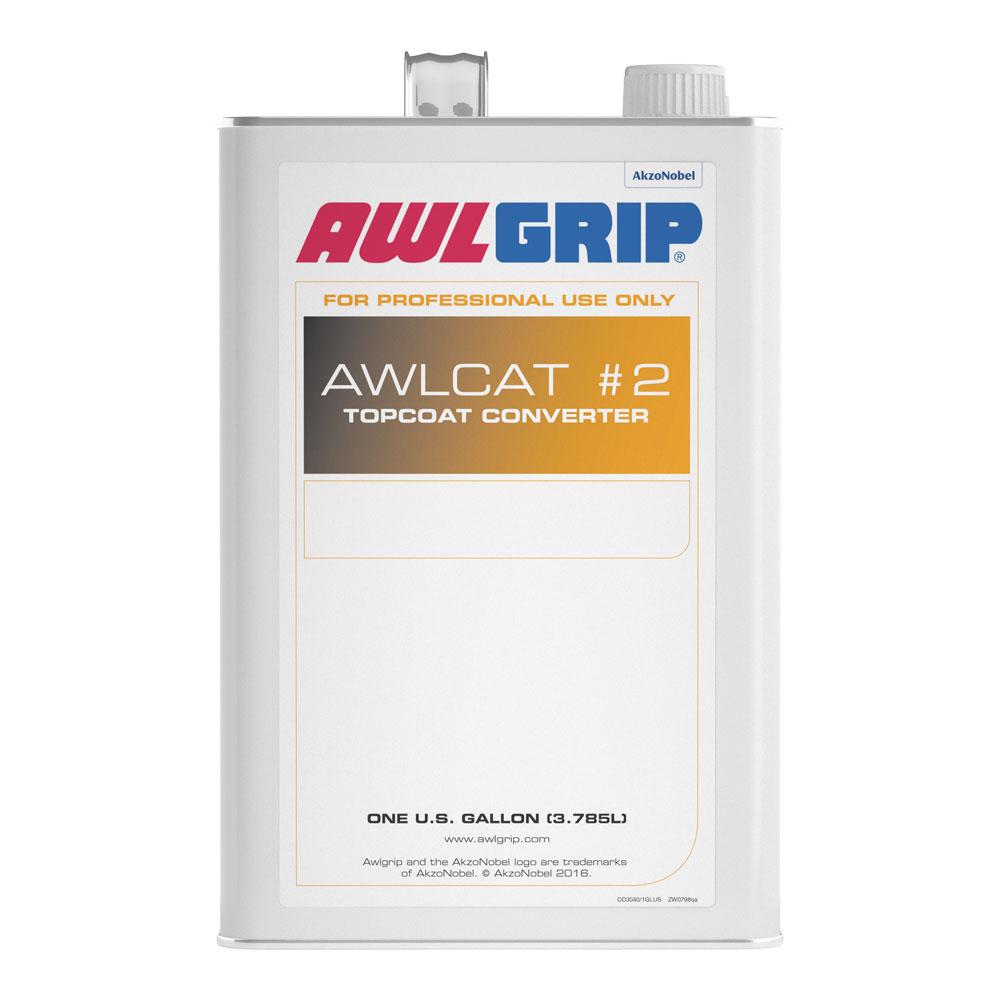 Awlgrip Awlcat #2 Topcoat Converter