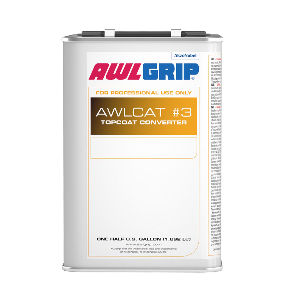 Awlgrip Awlcat #3 Topcoat Brush Converter