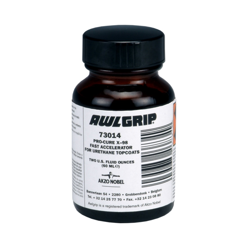 awlgrip topcoat fast accelerator pro-cure x-98 73014