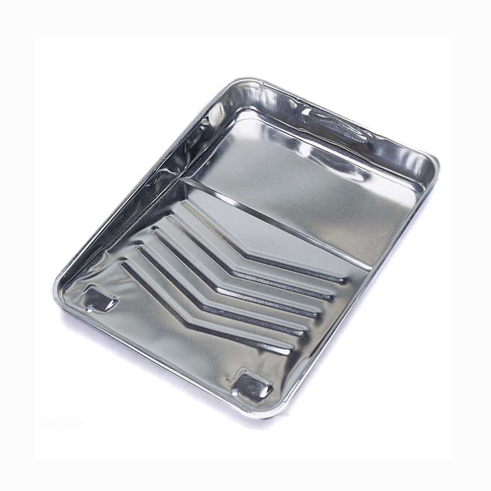 Redtree Metal Paint Tray & Disposable Liners
