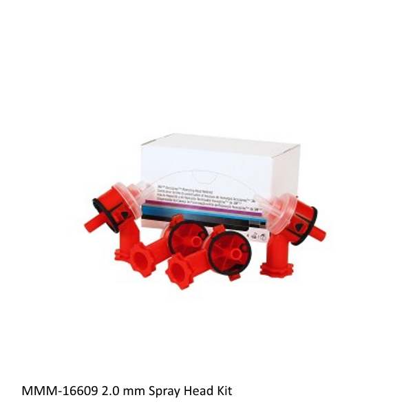 3M Accuspray Atomizing Head Kit 2.0 mm