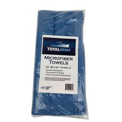 TotalBoat Microfiber Cleaning Towels