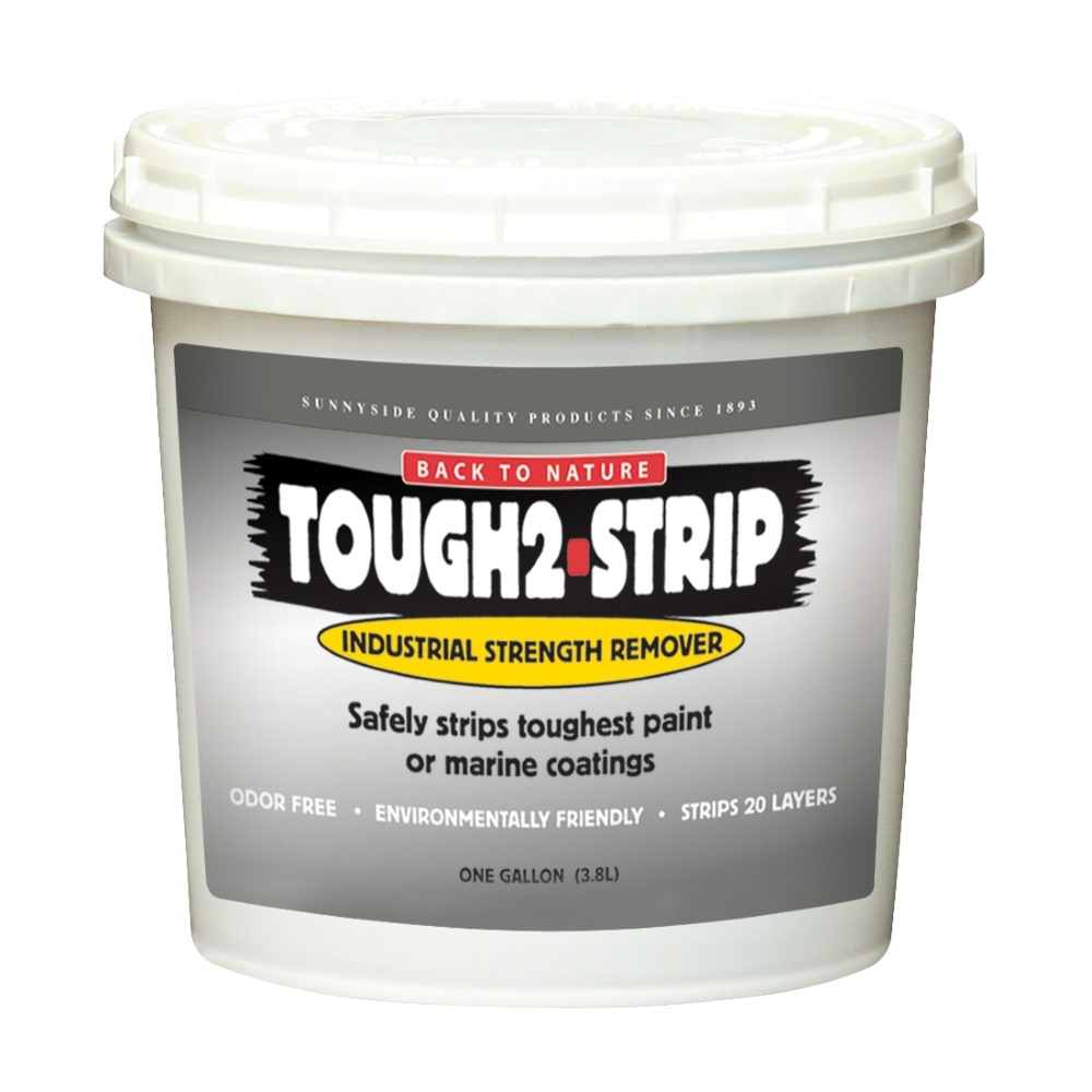 Tough2-Strip Industrial Paint Remover, gallon