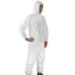 Disposable Coverall Paint Suit With Hood
