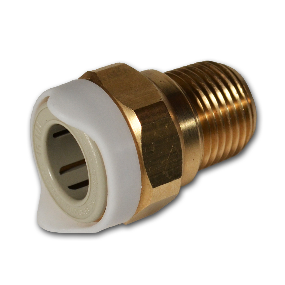 Whale 1/2 inch Male NPT Adapter