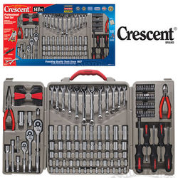Crescent 148 Piece Tool and Socket Set