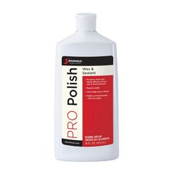 Shurhold Pro Polish one step fiberglass gel coat finish cleaner, polish, and wax Pint