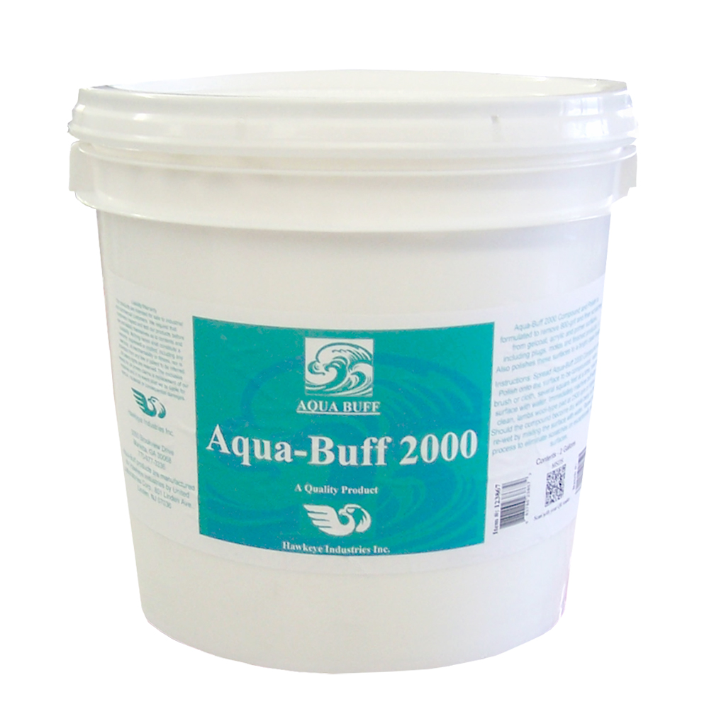 Aqua-Buff Polishing Compounds