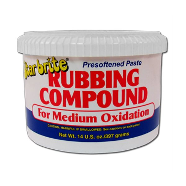 Medium Rubbing Compound