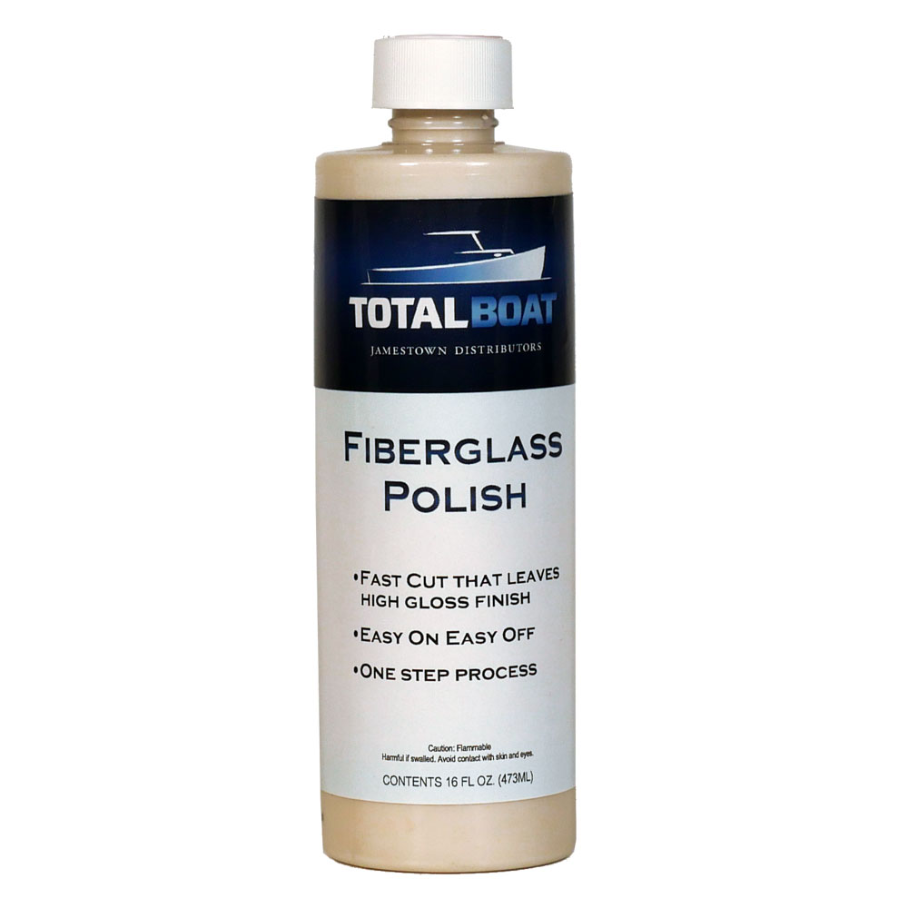 TotalBoat Fiberglass Polish