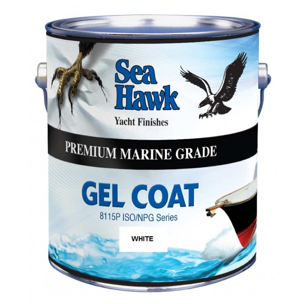 Sea Hawk Gel Coat