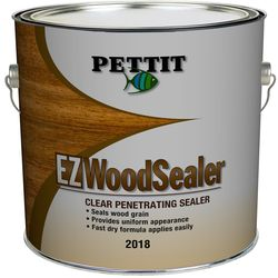 Pettit EZ Wood Sealer 2018