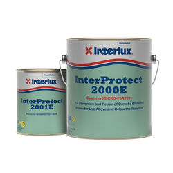 Interlux InterProtect 2000E Primer barrier coat to prevent osmotic blistering of gelcoat