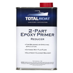 TotalBoat 2 Part Epoxy Primer Reducer Quart