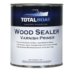 TotalBoat Wood Sealer Varnish Primer